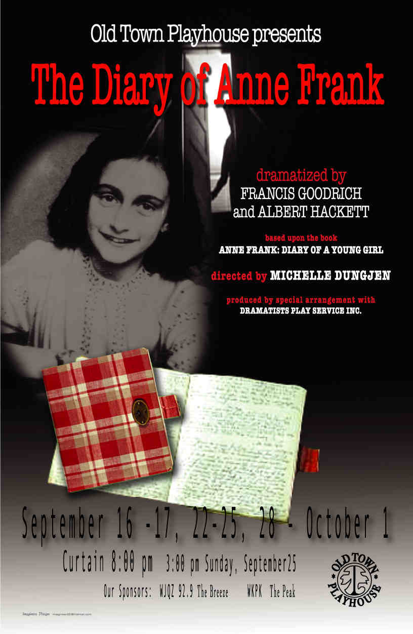 the diary of anne frank Anne frank is a jewish girl who had to go into hiding during the second world war to escape the nazis she kept a diary while in hiding at prinsengracht in amsterdam.